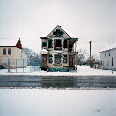 Rehabilitating Detroit: one step at a time