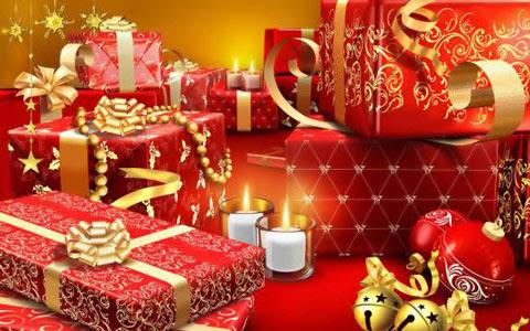 Новогодние подарки 2013