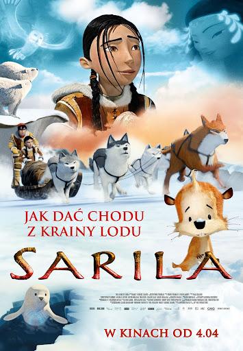 Polski plakat filmu 'Sarila'