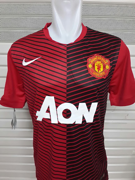 Jual Jersey Training Manchester United Terbaru 2014-2015