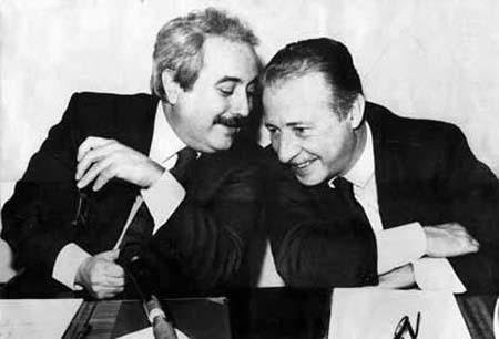 Tony Gentile, Falcone e Borsellino
