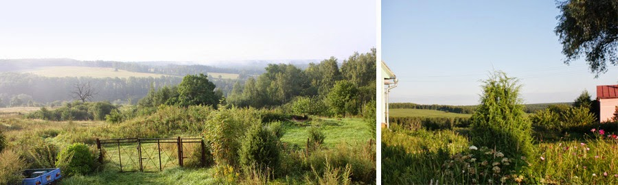 проект в стиле французской фермы
