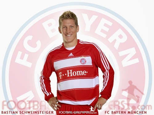 football wallpapers bastian schweinsteiger