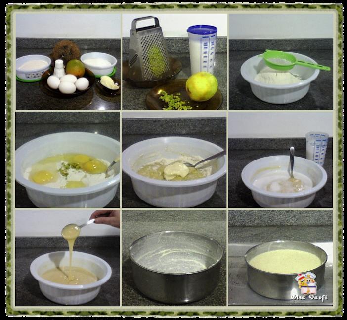 Pudim de farinha da vó Anaide 4