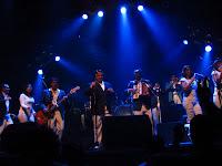 Los Ángeles Azules y Sonora Gigante 2011-09-25