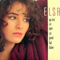 Elsa - Qu'Est-Ce Que Ça Peut Lui Faire (Single)