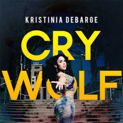 Kristina DeBarge Cry Wolf 2012