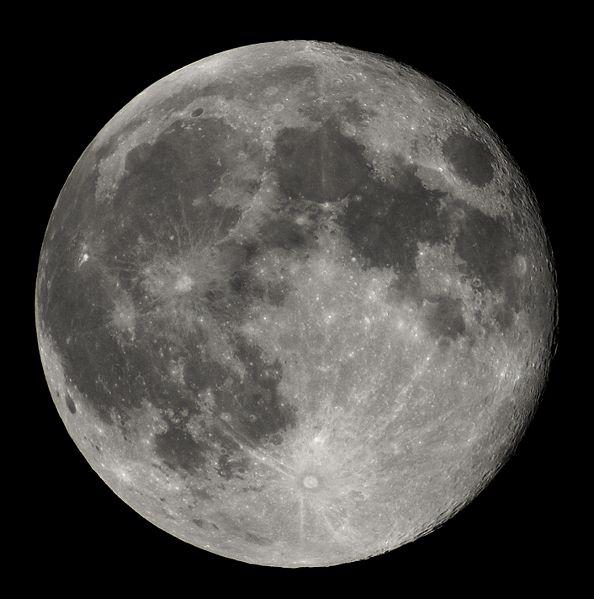 Fenomena Super Moon 19 Mac 2011