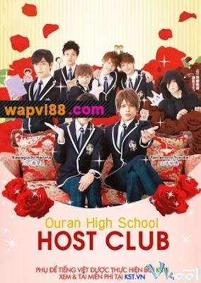 Câu Lạc Bộ Trường Ouran - Ouran High School Host Club (2012) Poster