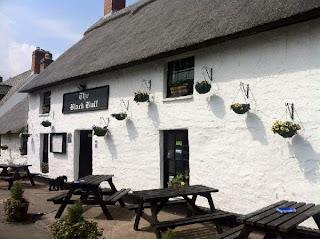The Black Bull, Etal Village Northumberland