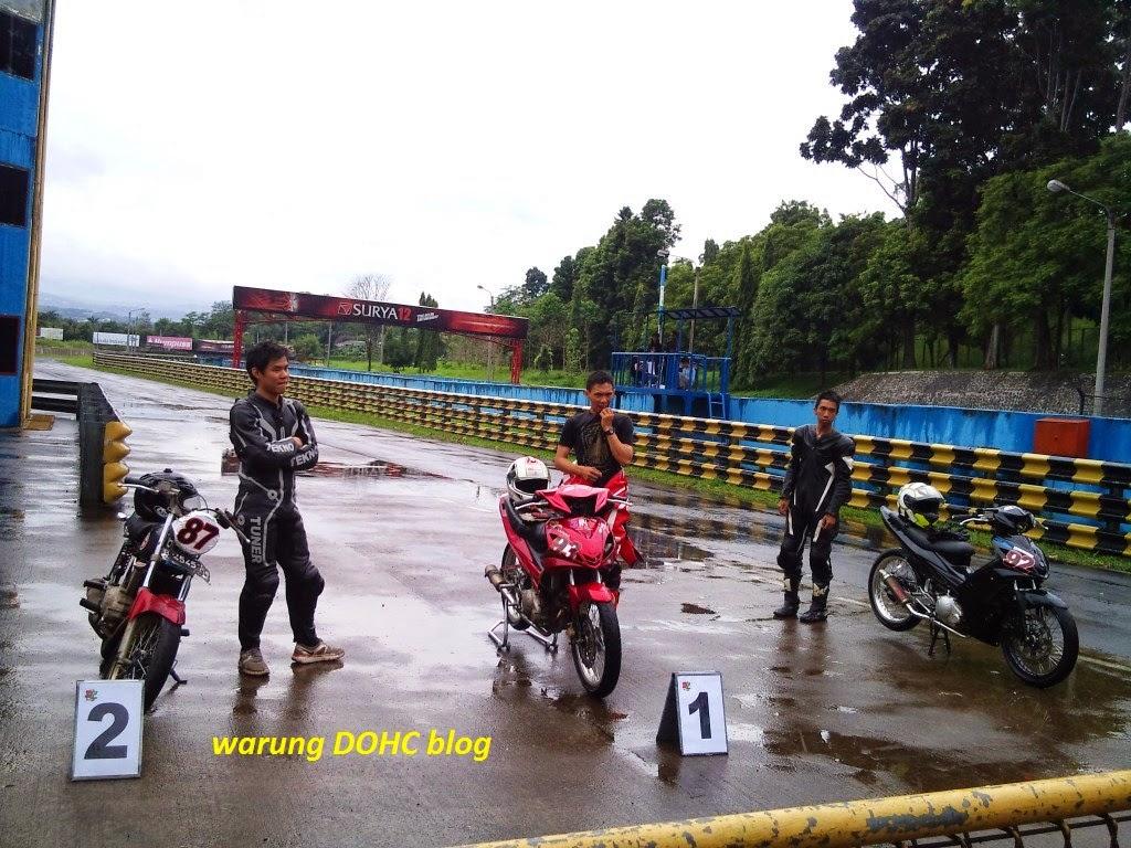 Modifikasi Mesin Jupiter Mx Road Race
