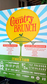 Portland Monthly's Country Brunch 2014 at Castaway benefiting Zenger Farm