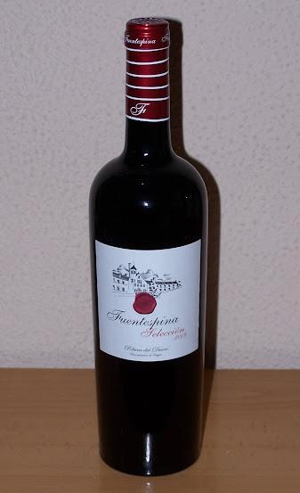 Fuentespina selección 2009, D.o.Ribera del Duero
