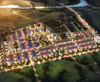 Đất nền dự án TNR Star Quế Võ Bắc Ninh