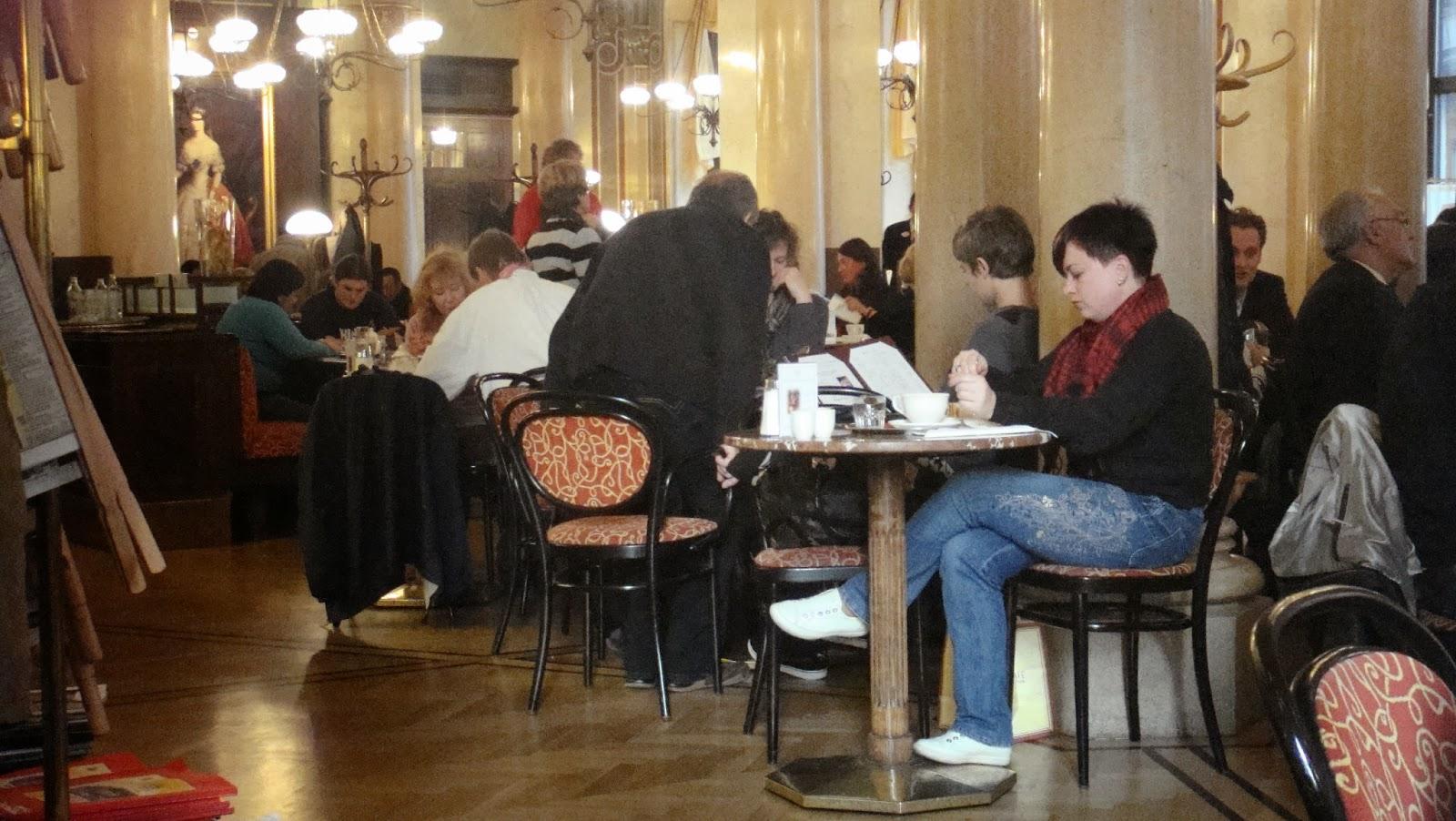 Café Central, Viena, Austria, Elisa N, Blog de Viajes, Lifestyle, Travel