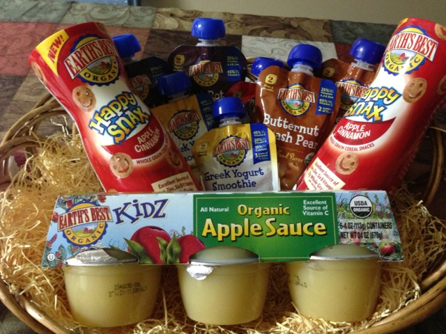 Crazy house reviews healthy easter basket ideas for babies and for babies who are starting solids try earths best baby food pouches they offer products on three different levels depending on your childs age and negle