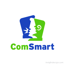 ComSmart logo design Chicago