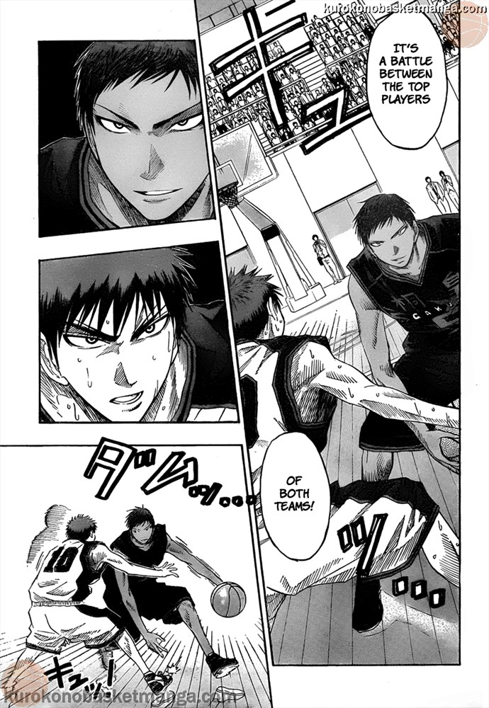 Kuroko no Basket Manga Chapter 46 - Image 09