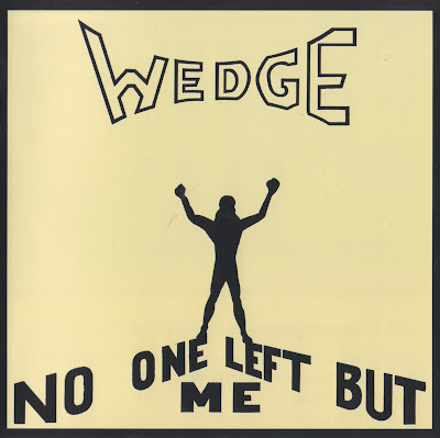 the Orange Wedge ~ 1974 ~ No One Left But Me