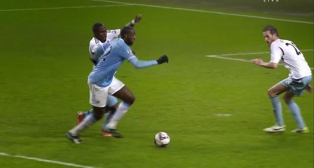 Yaya Toure, Manchester City - Westham