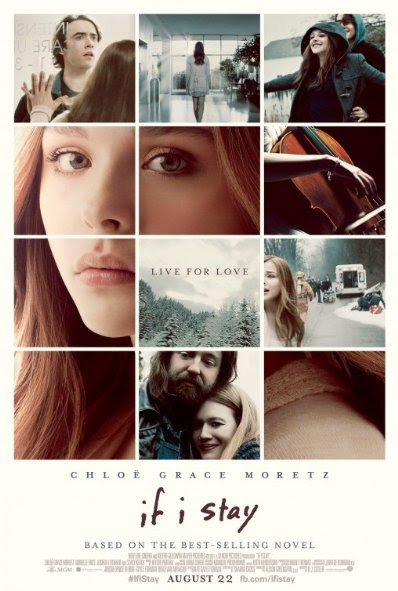 Poster Of English Movie If I Stay (2014) Free Download Full New Hollywood Movie Watch Online At Alldownloads4u.Com