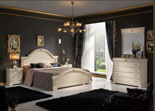 Dormitorio matrimonio moderno glicerio chaves muebles de - Dormitorio clasico moderno ...
