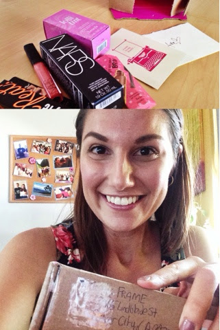 Ingrid Nilsen's Twitter Giveaway Winner