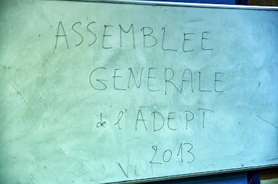 Assemblée Générale de l'ADEPT