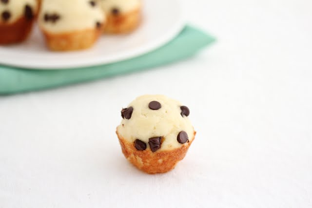 photo of one muffin