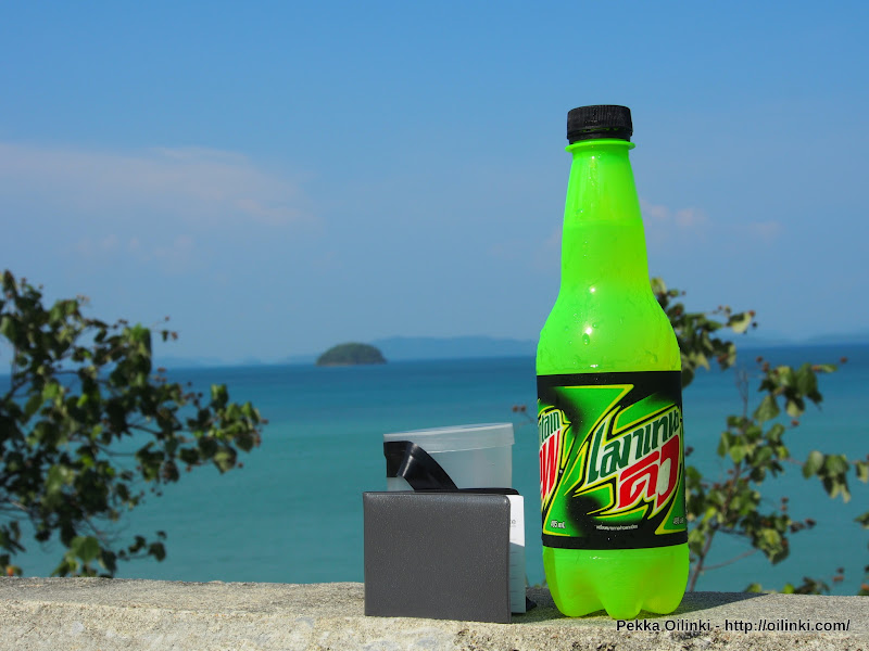 Mountain Dew challenge