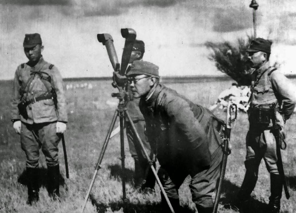 Японцы при Халхин-Голе