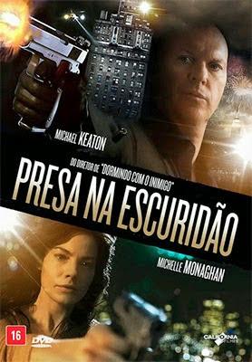 Filme Poster Presa na Escuridão DVDRip XviD Dual Audio & RMVB Dublado