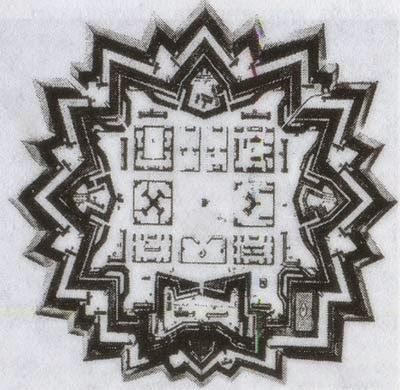 Александровская крепость или город Запорожье 2