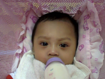 Bayi 8 bulan mangsa dera meninggal dunia