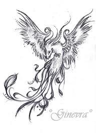 Tatuaże Feniks Galeria Tatuazy