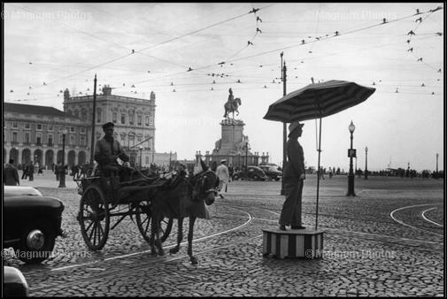 Henri Cartier-Bresson - Lisboa