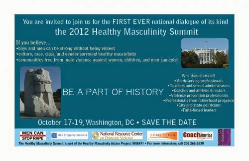 Healthy Masculinity Summit