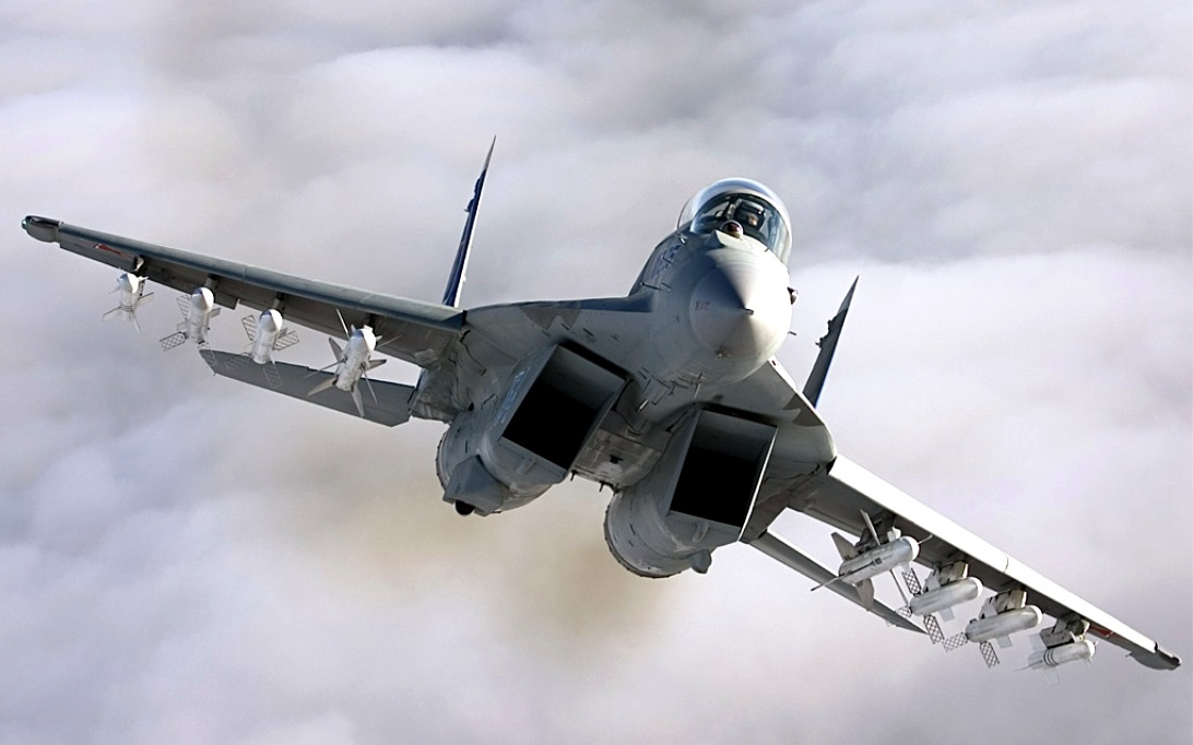Mikoyan MiG-35, Jet Fighter Wallpaper 4