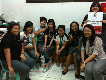 Ms. Jen Dungo together with the casts and crew (Mimi, Jecka, Rona, Mhiles, Jamie Rose, Ericka and April)