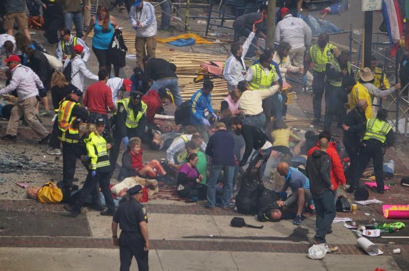 the boston marathons bombings The boston marathon bombings were a terrorist attack that happened during the 2013 boston marathon on april 15, 2013 in boston, massachusetts at 2:49 pm edt, two.