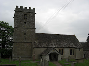 photo of St Bartholomew's Church, Llanover