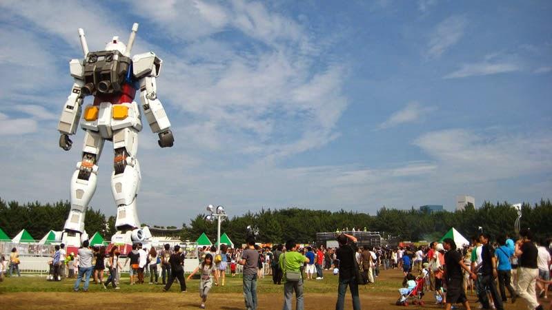 đất nước chuyên chế tạo robot