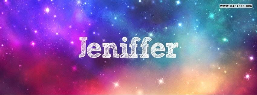 Capas para Facebook Jeniffer