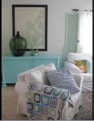 Mitt lille verksted.: oppussing av stue...