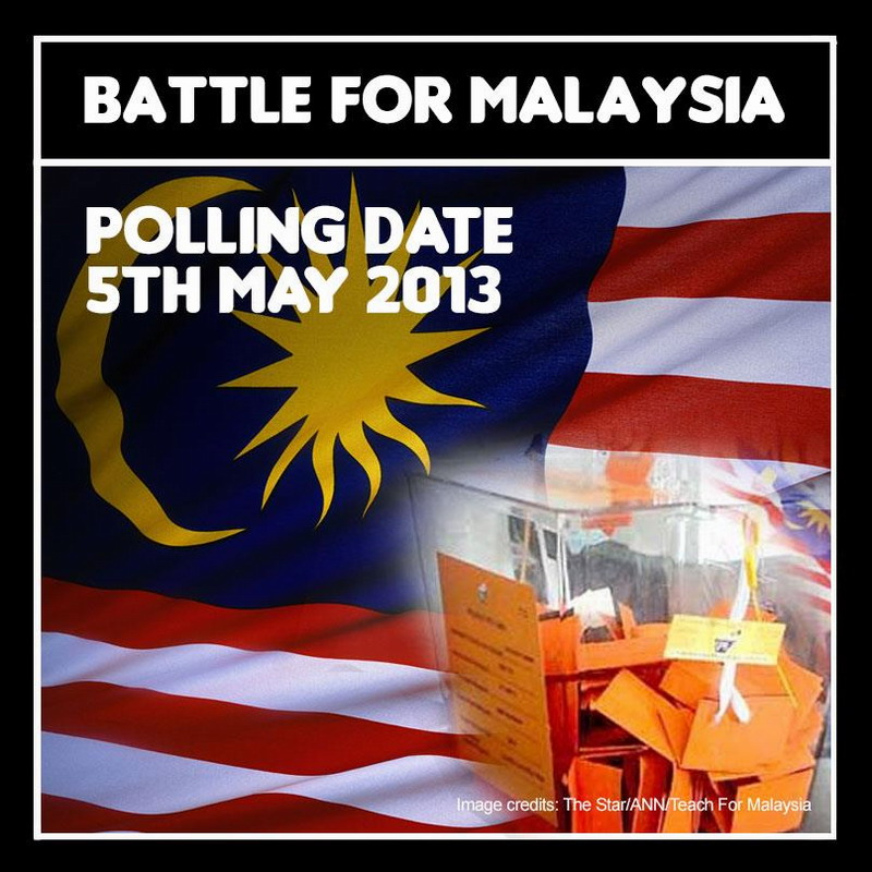 Voting Guidelines & Procedures In Malaysian General Election 2013