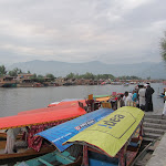 [Leh-Ladakh Ride-1 to 16 Jul 2011] [3r & 4th – Dal Lake, Srinagar]