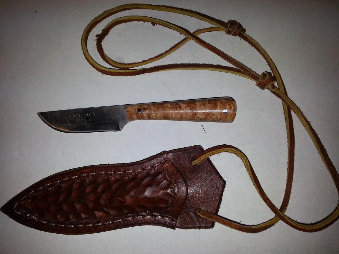 Wild Boar Blades Trout knife