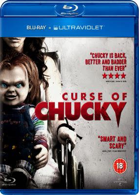 Filme Poster A Maldição de Chucky SEM CORTES BDRip XviD & RMVB Legendado