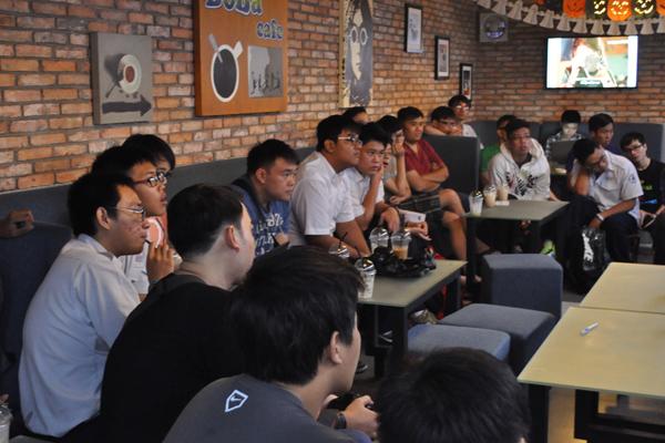 Hai và LemonNation giao lưu cùng fan tại TP.HCM 2