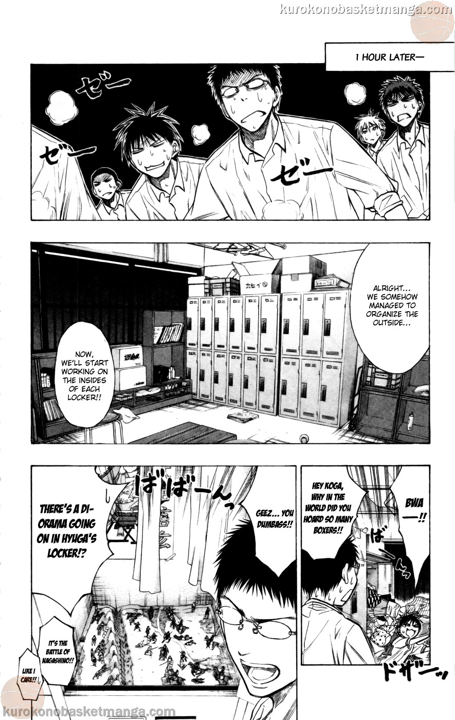 Kuroko no Basket Manga Chapter 94 - Image 10